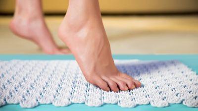10. Acupressure Yoga Mat