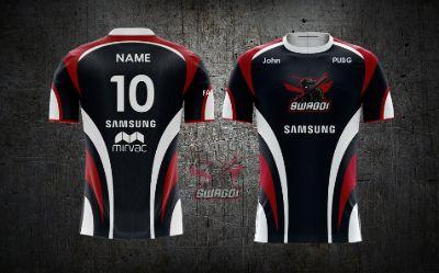 10. E-Sports Jersey