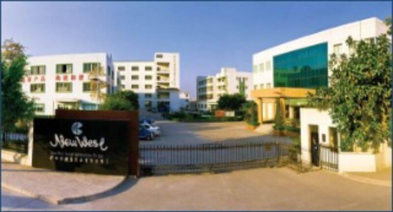 10. Foshan Nanhai Xiqiao New West Hotel Necessities Co., Ltd.