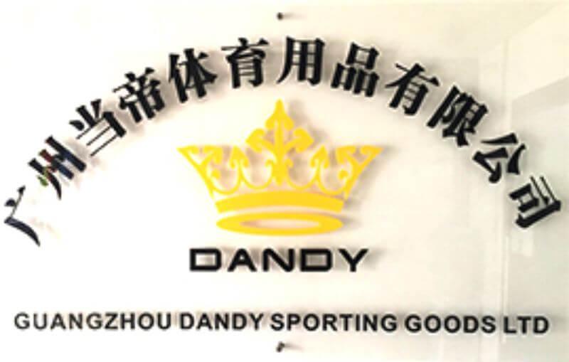 10. Guangzhou Dandy Sporting Goods Ltd.
