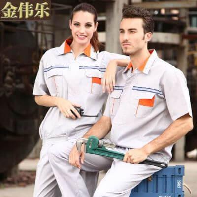 10. Workwear Uniforms