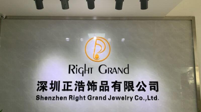 10.Shenzhen Right Grand Jewelry Co. Ltd