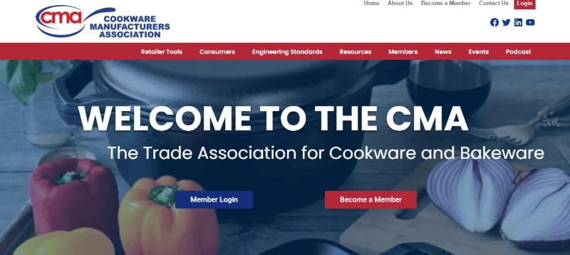 11. Cookware Manufacturers Association