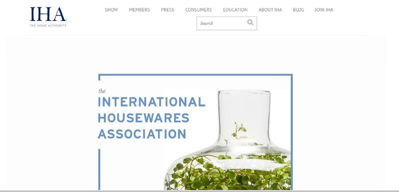 12. International Housewares Association