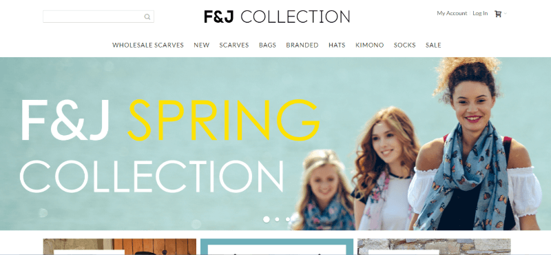 12.F & J collection