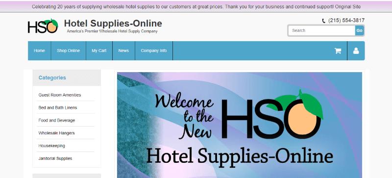 13. Hotel Supplies-Online