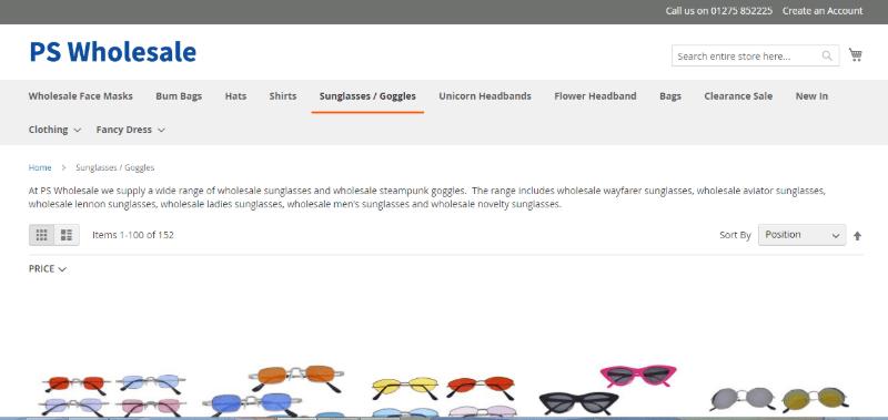 13.PS Wholesale Ltd
