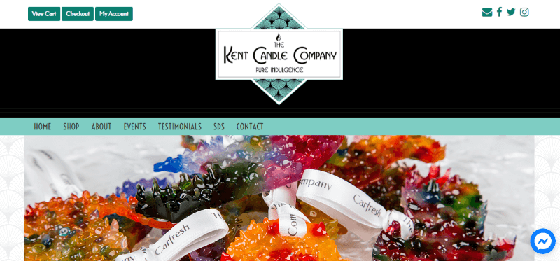 13.The Kent Candle Company, Sitting Bourne