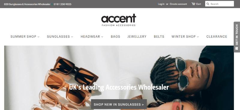 14.Accent Fashion Accessories