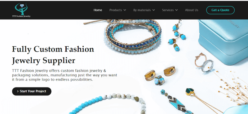 16.TTT Fashion Jewelry