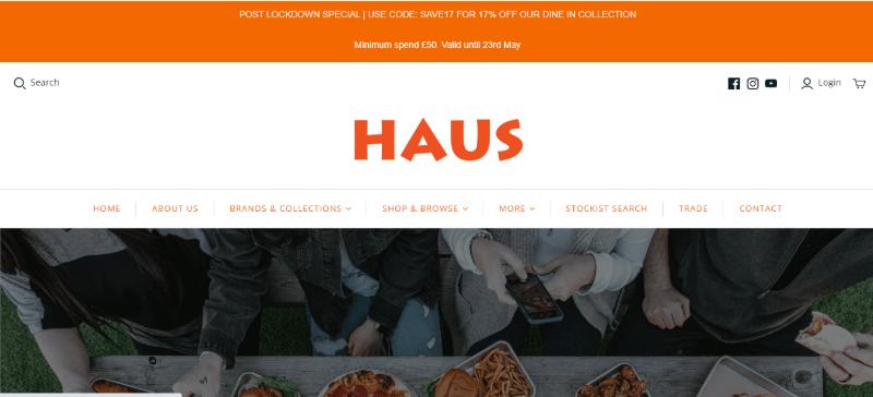 17.Haus Company Uk