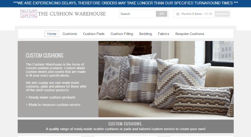18.Cushion Warehouse