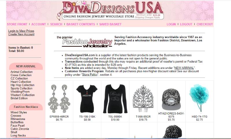18.Diva Designs USA
