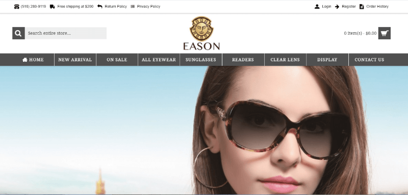 18.Eason Eyewear Inc