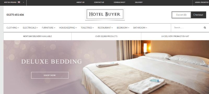 18.Hotel Buyer