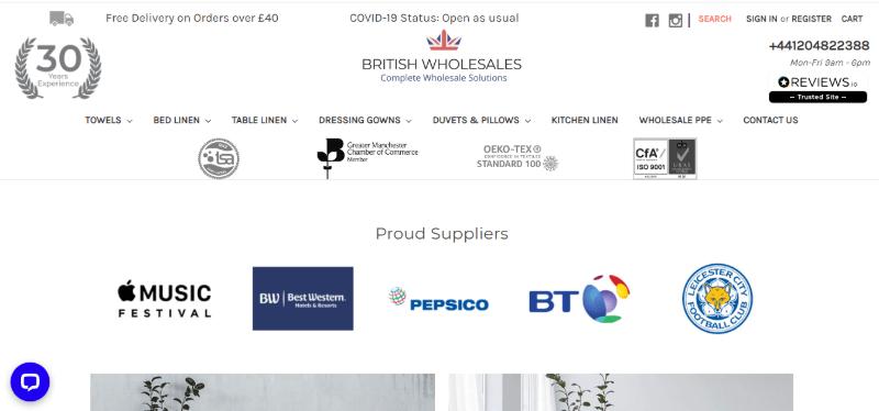 19.British Wholesalers