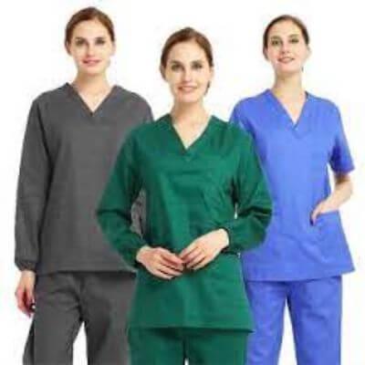 2. Hospital Uniforms