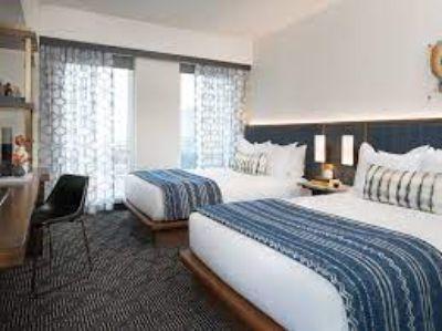 2. Hotel Bedding