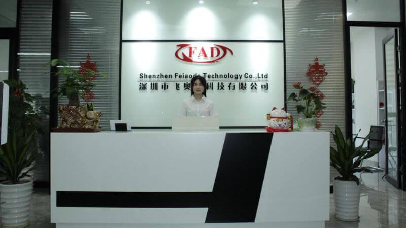 2. Shenzhen Feiaoda Technology Co., Ltd