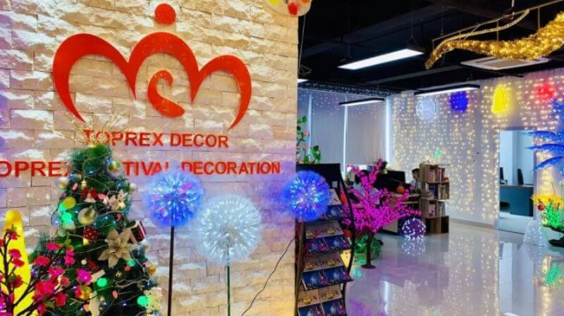 2. Toprex Festival Decoration Group