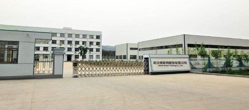 2. Wuhan Boster Clothing Co., Ltd.