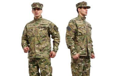 3. Military Uniforms