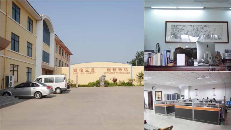 3. Shanghai Hou Zhen Trading Co., Ltd.