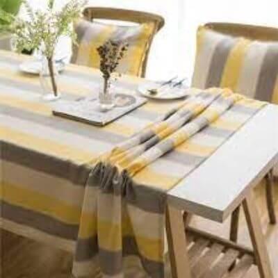 3. Tablecloths