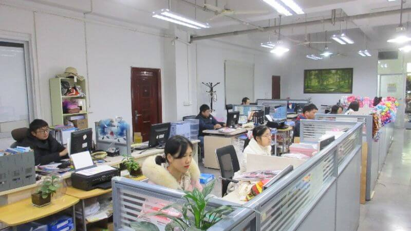3.Yiwu Yu'en Trading Co., Ltd.