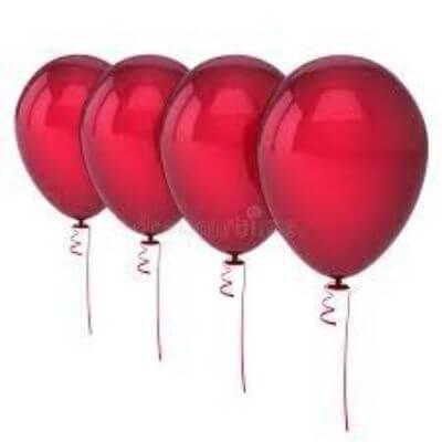 4. Balloons