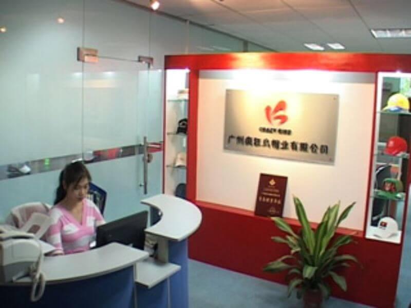 4. Guangzhou Crazy Bird Cap Industry Co., Ltd.