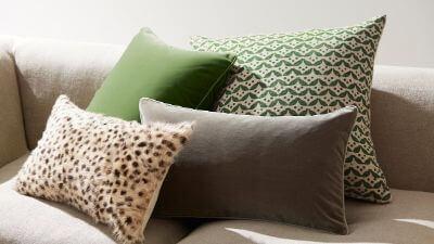 5. Cushion pads