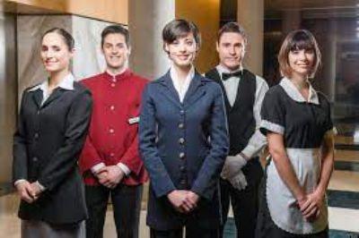 5. Hotel Uniforms