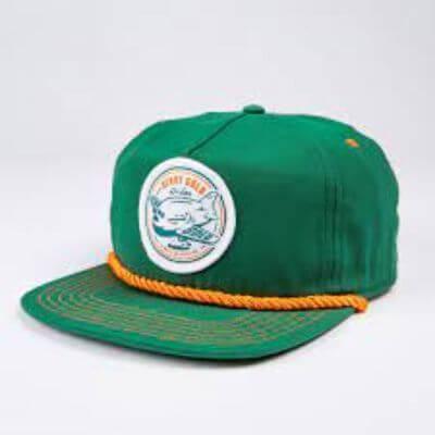 5. Snapback Cap