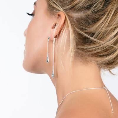 5.Drop Earrings