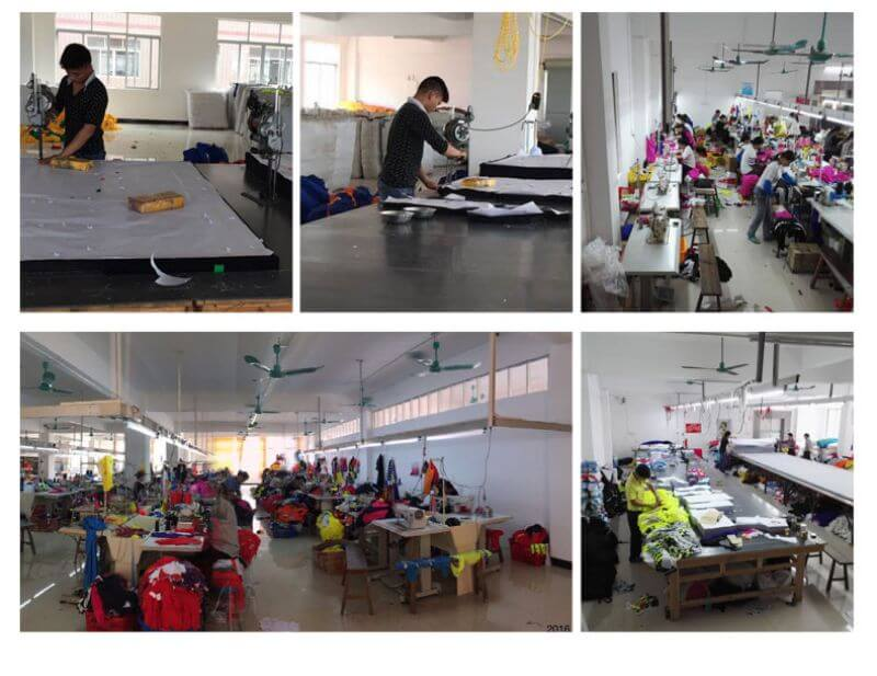 6. Guangzhou Silonprince Garment Design Co., Ltd.