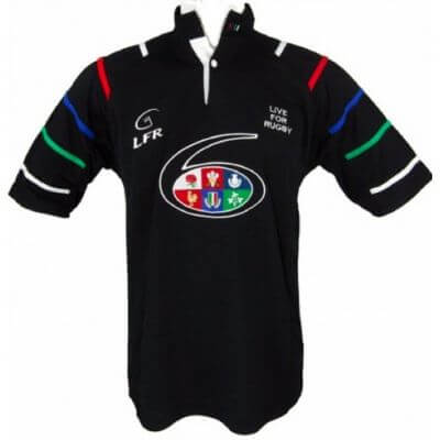 6. Rugby Jersey