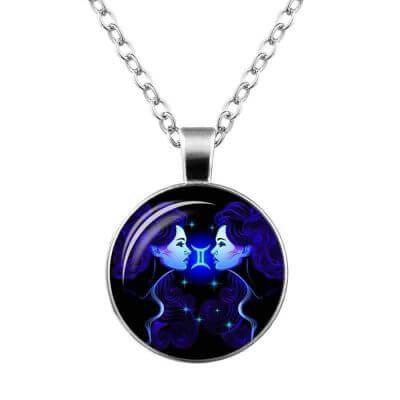 6. Zodiac Necklace