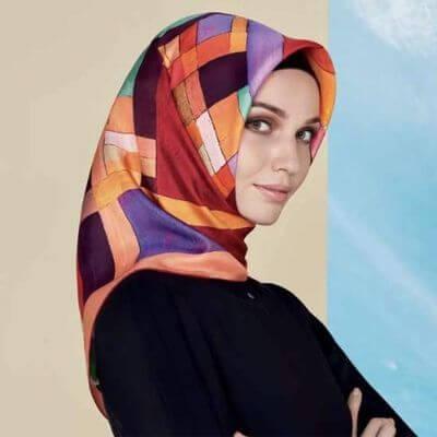 6.Hijab Scarves