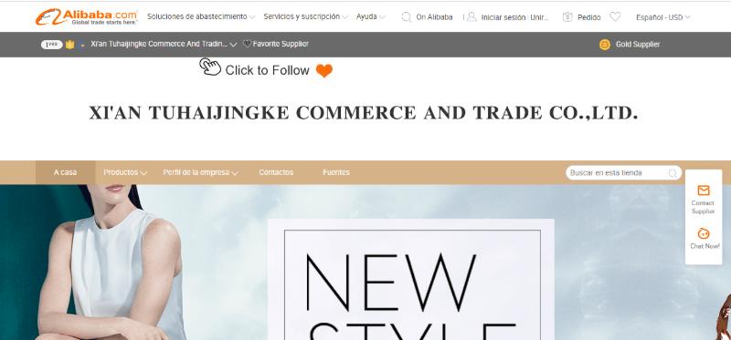 6.Xi'an Tuhaijingke Commerce and Trading Co., Ltd