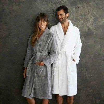 7. Bath Robe