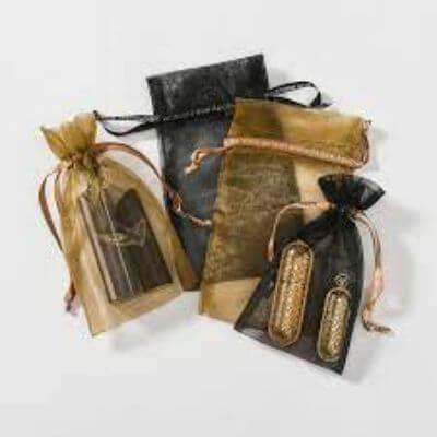 7. Organza Bags
