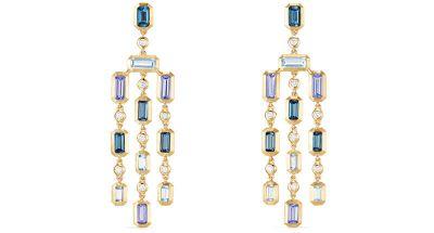 7.Chandelier Earrings