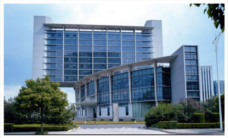 7.Hangzhou Huacuiyuan Silk Co., Ltd.