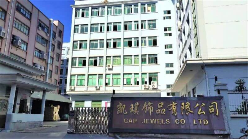 7.Yiwu Cap Jewels Co. Ltd