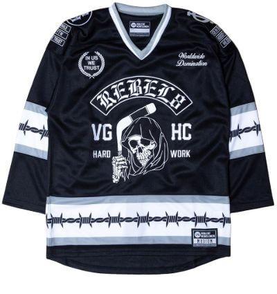 8. Hockey Jersey