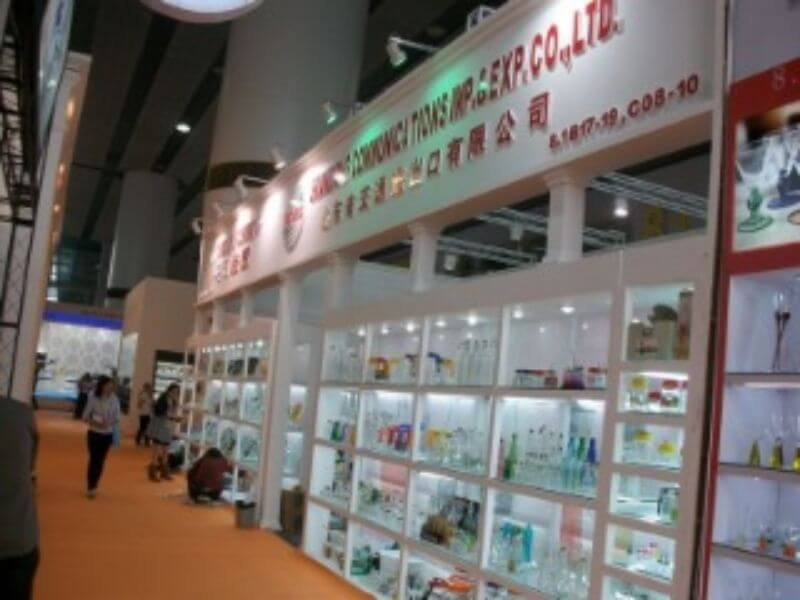 8. Shandong Communications Imp. & Exp. Co., Ltd