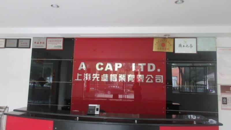 8. Shanghai Advanced Cap Manufacturing Co., Ltd.