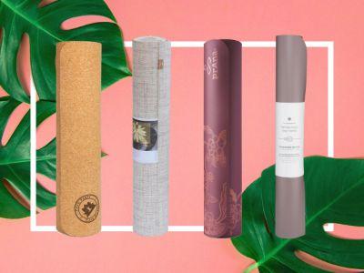 8. Textured Yoga Mat