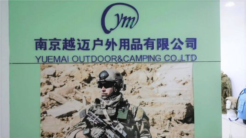 8. Yuemai Outdoor and Camping Co., Ltd.